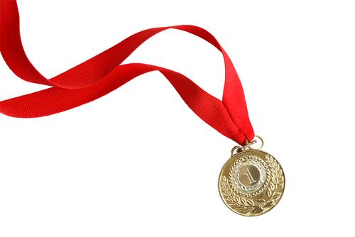 1 místo, zlatá medaile