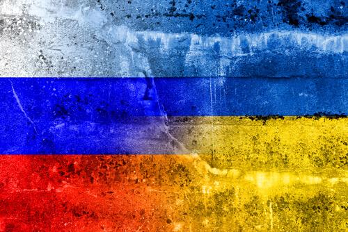 Ukrajina Rusko