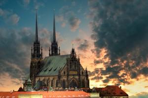 Brno, kostel