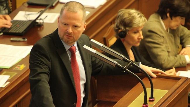 Petr Fiala, předseda ODS. Foto: ods.cz