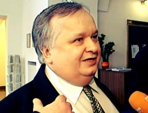 Šéf BIS Jiří Lang. Repro: Čt24