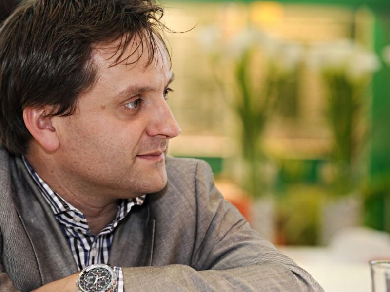 Jan Rafaj. Foto: ArcelorMittal Ostrava