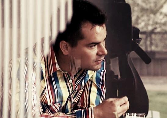 Marek Dalík na archivním snímku. Repro: Čt24