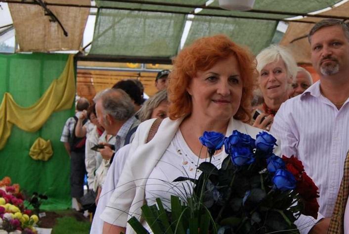 Vlasta Parkanová. Foto: parkanova.cz