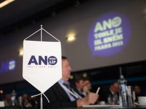 Momentka z celostátního sněmu hnutí ANO. Foto: Ano, bude líp