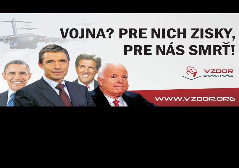 Slovensko, propaganda, VZDOR