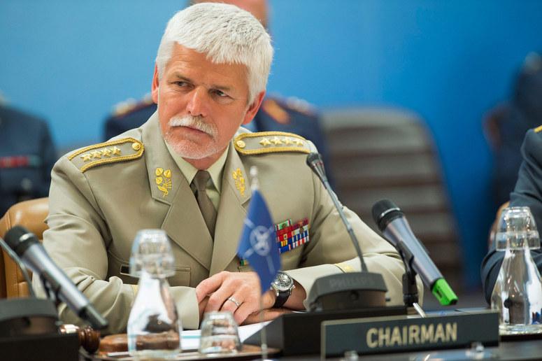 Generál Petr Pavel. Foto: nato.int