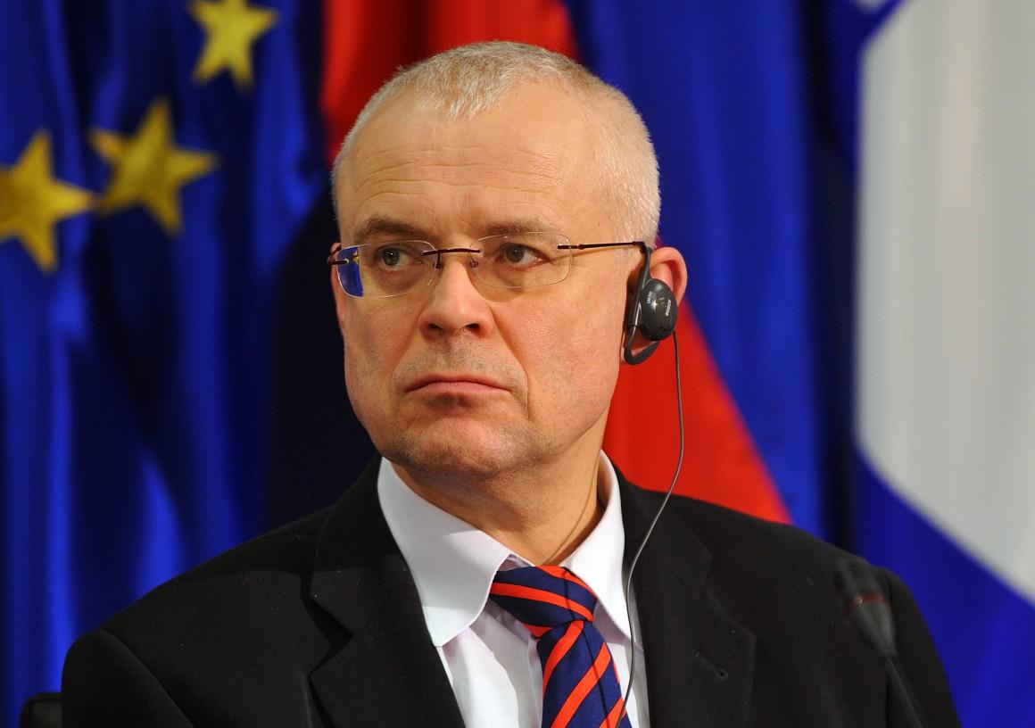 Vladimír Špidla na snímku v době, kdy byl zástupcem ČR v Evropské komisi. Foto: eu2008.si