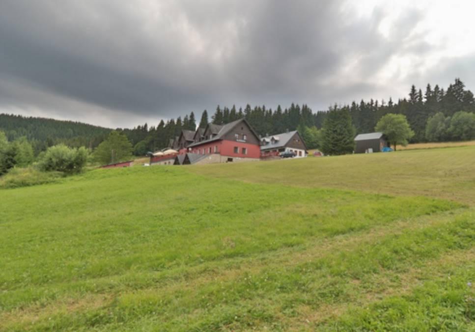 Horská chata, kvůli které lobbista Miloš Růžička otevřeně vyhlásil válku Andreji Babišovi.