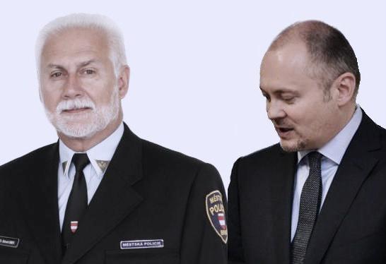 Rivalové krajských voleb v Jihomoravském kraji Bohumil Šimek vlevo) a Michal Hašek. Koláž: neo