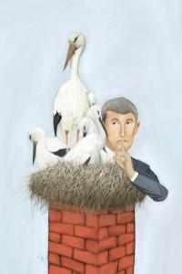 Kresba: Pavel Malaník