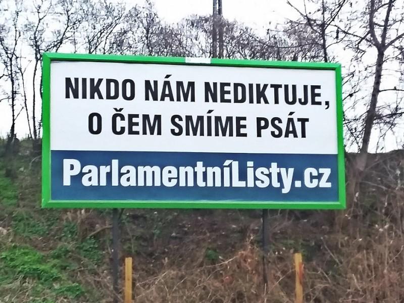 Oznaceno Parlamentni Listy