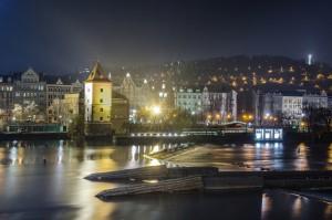 Praha_Vltava