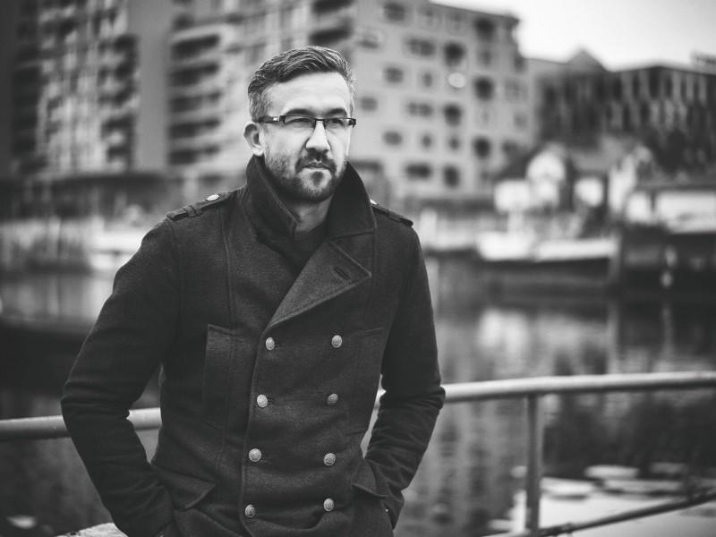 Petr Nutil, šéfredaktor webu Manipulátoři.cz. Foto: Štěpán Mikuda