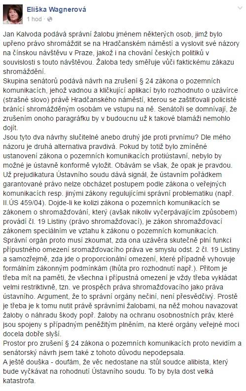 eliska_wagnerova_cina_zaloba_senat