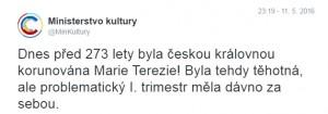ministerstvo_kultury_tweet_marie_terezie