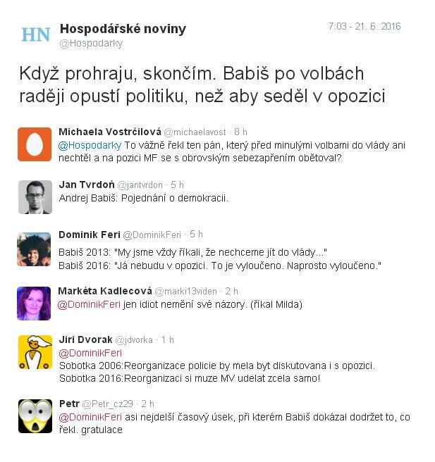 babis_volby_mandat_opozice_twitter_hn