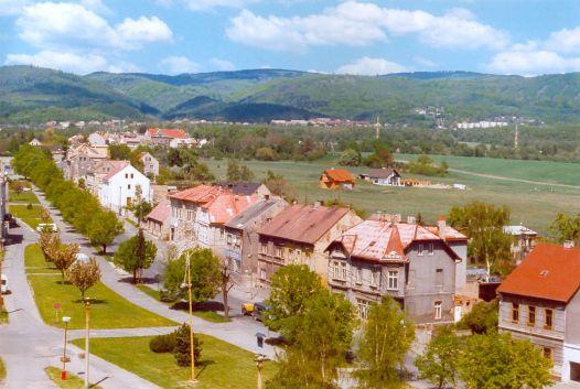 Město Lom na Mostecku Zdroj: Městský úřad Lom