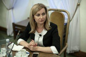 Poslankyně Kristýna Zelienková. Foto: facebookové stránky poslankyně