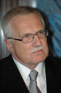 Václav Klaus. Foto: 360b / Shutterstock.com