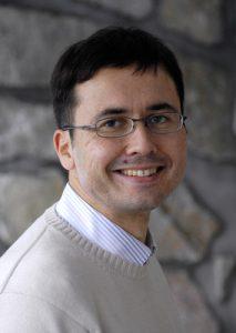 Londýnský zpravodaj Českého rozhlasu Jiří Hošek. Foto: @hosekj