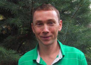 Petr Sýkora během rozhovoru pro Neovlivní.cz. Foto: David Binar, Neo