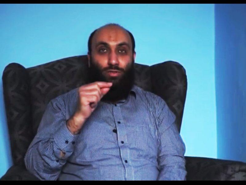 Bývalý pražský imám Samer Shehadeh. Repro: YouTube