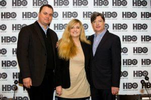 Ondřej Zach, na snímku zcela vlevo. Foto: HBO CZSK