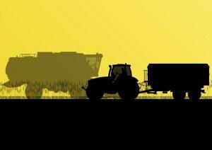 Kombajn není traktor, Robert Šlachta jezdil s kombajnem. Ilustrační foto: Shutterstock