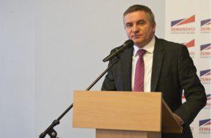 Kancléř Vratislav Mynář. Foto: SPO (se souhlasem strany)
