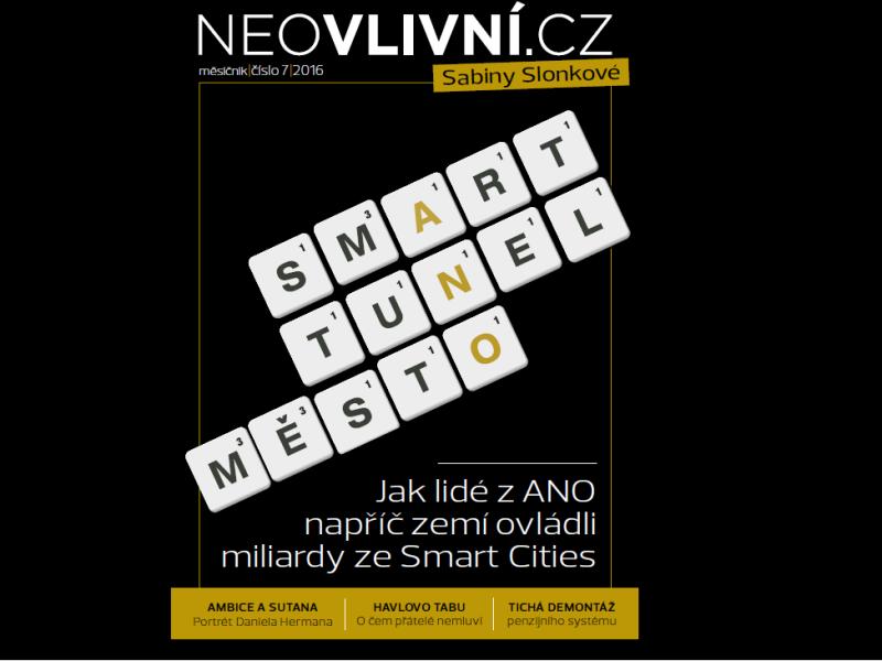 Nové vydání magazínu Neovlivní.cz