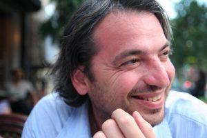 Novinář Jan Dražan. Foto: Simona Holecová, Neo