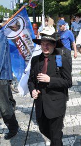 Ondřej Profant. foto: Pirati.cz