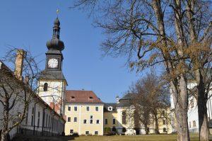 Panství Kinských ve Žďáru nad Sázavou. Foto: Shutterstock
