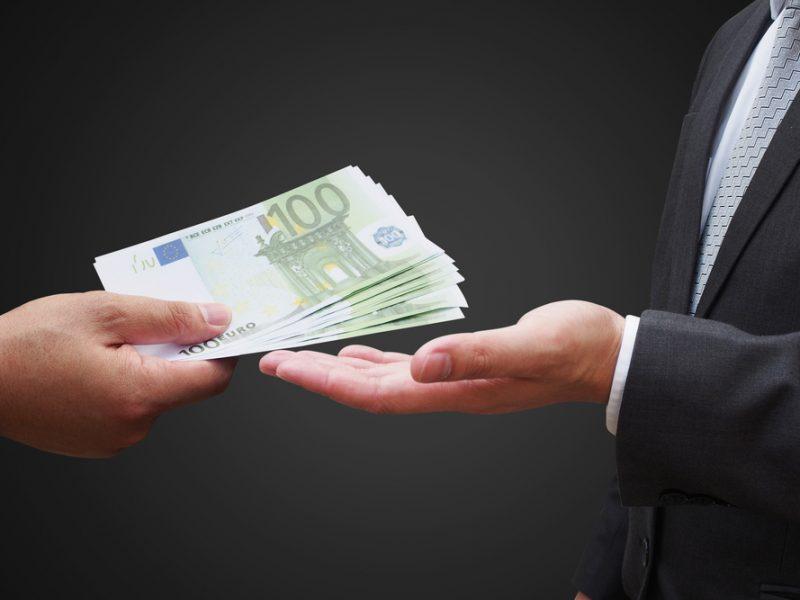 korupce, veřejné zakázky
