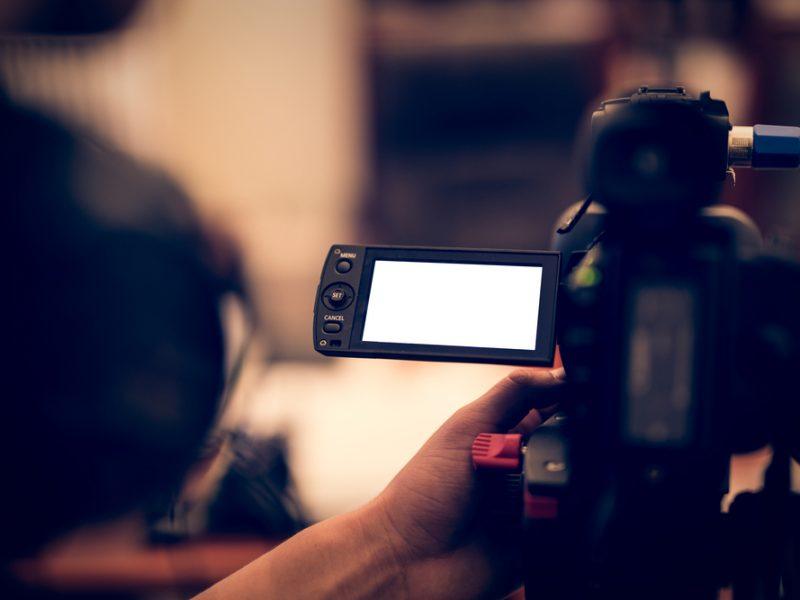 video, kamera