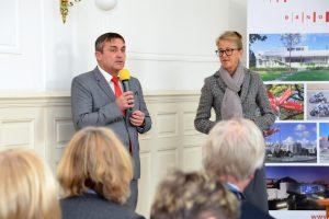 Brněnský primátor Petr Vokářl na workshopu o Smart City - česká a norská zkušenost. Foto: primator.brno.cz