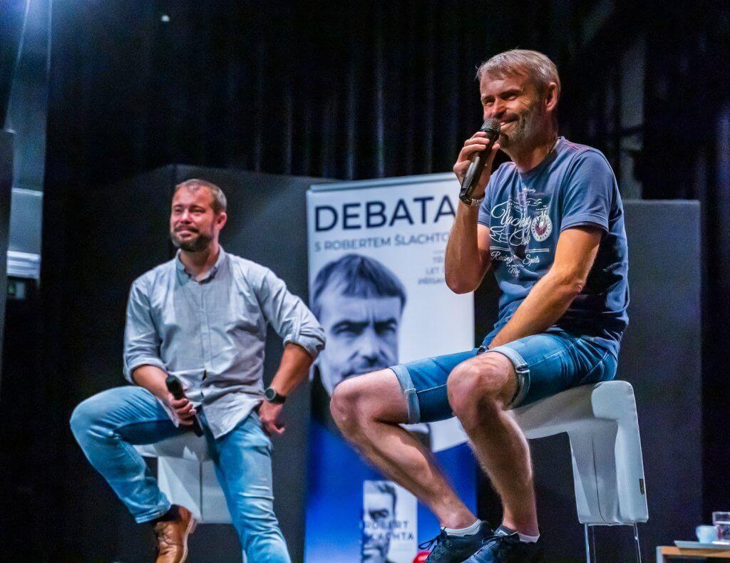 Potvrzeno: Šlachta jde s vlastním hnutím do politiky